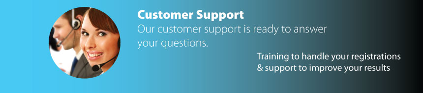 Customer Support.